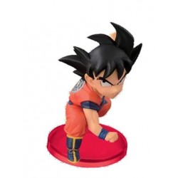 SON GOKU DRAGON BALL Z WCF BATTLE OF SAIYAN VOL 1 PVC FIGURE
