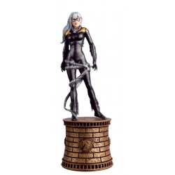 BLACKCAT MARVEL CHESS COLLECTION NUMERO 86