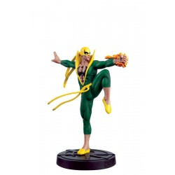 IRON FIST MARVEL FACT FILES SPECIAL NUMERO 22