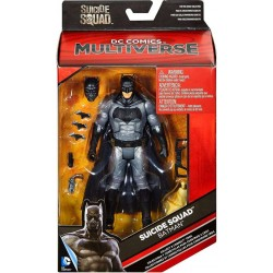 BATMAN SUICIDE SQUAD MOVIE DC MULTIVERSE ACTION FIGURE