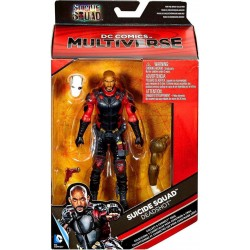 DEADSHOT SUICIDE SQUAD MOVIE DC MULTIVERSE ACTION FIGURE