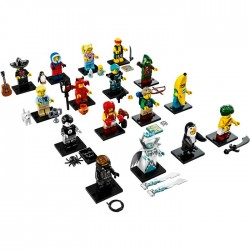 MINI FIGURES LEGO SERIES 16 SACHET MYSTERE