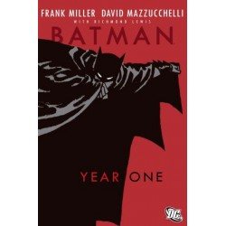 BATMAN YEAR ONE SC