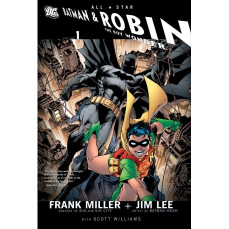 ALL STAR BATMAN AND ROBIN THE BOY WONDER VOL.1 SC