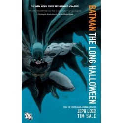 BATMAN THE LONG HALLOWEEN NEW ED