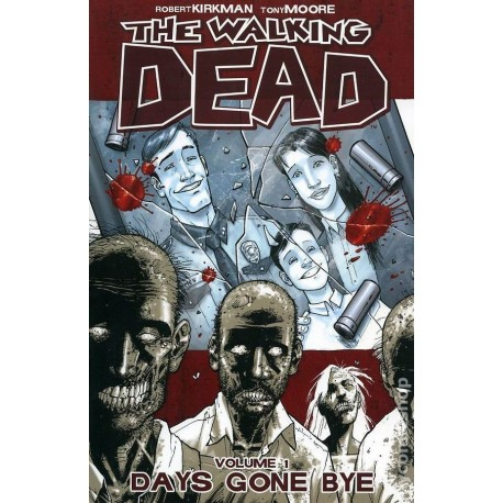 WALKING DEAD VOL.1 DAYS GONE BYE