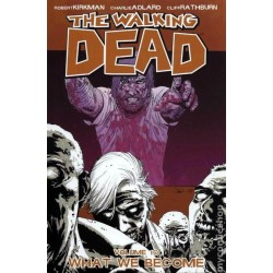 WALKING DEAD VOL.10 WHAT WE BECOME