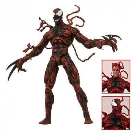 CARNAGE MARVEL SELECT ACTION FIGURE