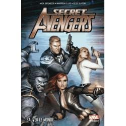 SECRET AVENGERS T02