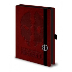 DEADPOOOL MARVEL COMICS PREMIUM A5 NOTEBOOK
