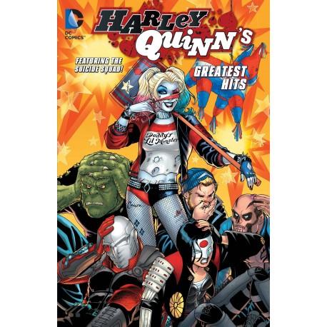 HARLEY QUINN GREATEST HITS