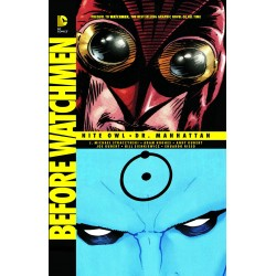 BEFORE WATCHMEN NITE OWL DR MANHATTAN SC