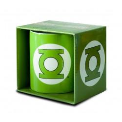 DC COMICS GREEN LANTERN LOGO BOXED MUG