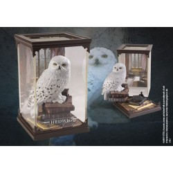HEDWIGE HARRY POTTER MAGICAL CREATURES STATUE