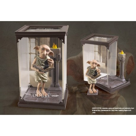 DOBBY HARRY POTTER MAGICAL CREATURES STATUE