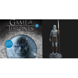 WHITE WALKER BEYOND THE WALL GAME OF THRONES COLLECTION NUMERO 15