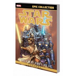 STAR WARS LEGENDS EPIC COLL OLD REPUBLIC VOL.1