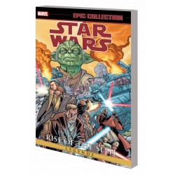 STAR WARS LEGENDS EPIC COLL RISE OF THE SITH VOL.1