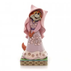 MERRY MAIDEN MARIANE ROBIN HOOD DISNEY TRADITIONS STATUE