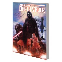 STAR WARS DARTH VADER VOL.3 SHU-TORUN WAR