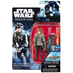 SERGEANT JYN ERSO STAR WARS ROGUE ONE 3.75 ACTION FIGURE
