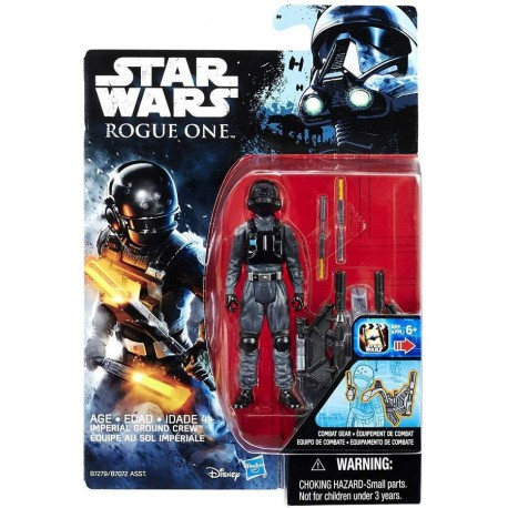 IMPERIAL GROUND CREW STAR WARS ROGUE ONE 3.75 ACTION FIGURE