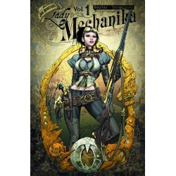 LADY MECHANIKA VOL.1 MYSTERY OF MECHANICAL CORPSE