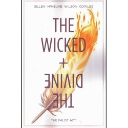 WICKED AND DIVINE VOL.1 THE FAUST ACT