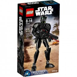 IMPERIAL DEATH TROOPER LEGO STAR WARS ROGUE ONE BUILDABLE FIGURE