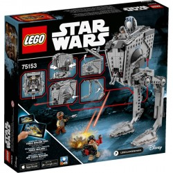 AT ST WALKER LEGO STAR WARS ROGUE ONE BOX