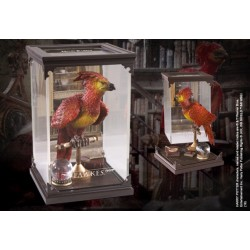 FAWKES THE PHOENIX HARRY POTTER MAGICAL CREATURES STATUE