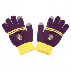 GRYFFINDOR HARRY POTTER GLOVES