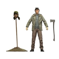 GLENN THE WALKING DEAD COMICS SERIES 5 ACTION FIGURE