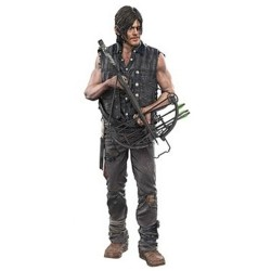 DARYL DIXON THE WALKING DEAD COLOR TOPS 7INCH FIGURE