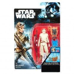 REY JAKKU OUTFIT STAR WARS THE FORCE AWAKENS 3.75 ACTION FIGURE