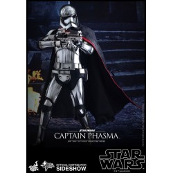 CAPTAIN PHASMA STAR WARS THE FORCE AWAKENS MOVIE MASTERPIECE ACTION FIGURE
