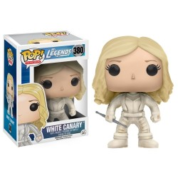 WHITE CANARY DC COMICS THE LEGENDS OF TOMORROW POP! TELEVISION VINYL FIGURE