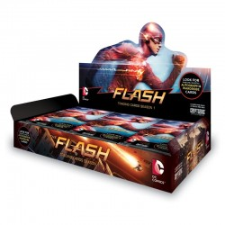 THE FLASH DC COMICS TRADING CARDS 5PACK