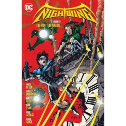 NIGHTWING VOL.5 HUNT FOR ORACLE