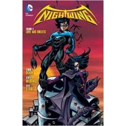NIGHTWING VOL.4 LOVE AND BULLETS