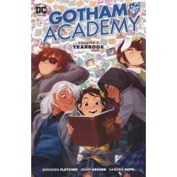 GOTHAM ACADEMY TP VOL.3 YEARBOOK