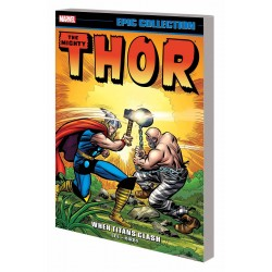 THOR EPIC COLL VOL.2 WHEN TITANS CLASH