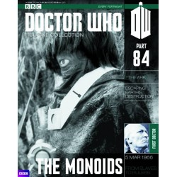 MONOID DOCTOR WHO COLLECTION NUMERO 84