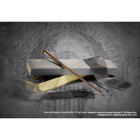 PORPENTINA GOLDSTEIN FANTASTIC BEASTS RESIN WAND