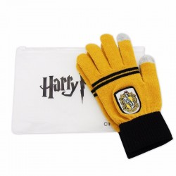HUFFLEPUFF HARRY POTTER GLOVES