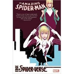 AMAZING SPIDER-MAN EDGE OF SPIDER-VERSE