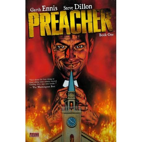 PREACHER BOOK 1 SC