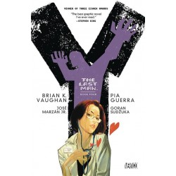 Y THE LAST MAN BOOK 4 SC