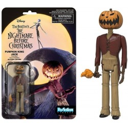 PUMPKIN KING JACK THE NIGHTMARE BEFORE CHRISTMAS REACTION FIGURE
