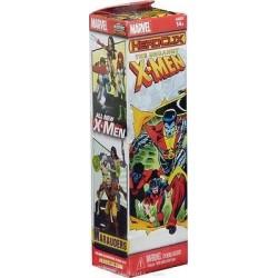 THE UNCANNY X MEN MARVEL COMICS HEROCLIX BOOSTER